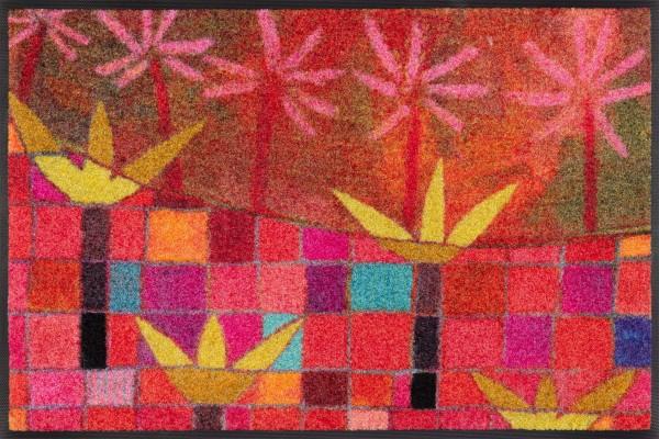 Sauberlaufmatte Tobago, Wash & Dry Special Art, 50 x 75 cm, mehrfarbig, Draufsicht