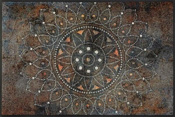 Fußmatte Madhana, Wash & Dry Interior Design, 50x 75 cm, Draufsicht