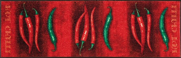 Hot Chilli (060 x 180 cm)