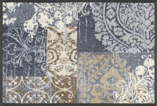 Sauberlaufmatte Armonia grey, Wash & Dry Interior Design, 40 x 60 cm, Draufsicht