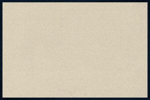Fußmatte uni TC_Champagner, Wash & Dry Trend Colour, 40 x 60 cm, Draufsicht