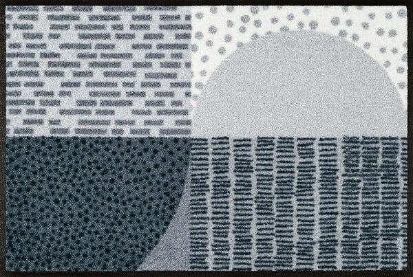 Sauberlaufmatte Montos, Wash & Dry Interior Design, 50 x 75 cm, Draufsicht
