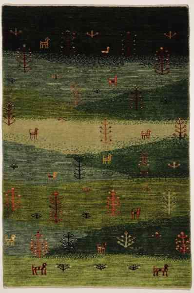 Kashkuli Landscape, grün