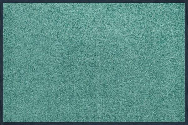Fußmatte uni TC_Salvia Green, Wash & Dry Trend Colour, 40 x 60 cm, Draufsicht