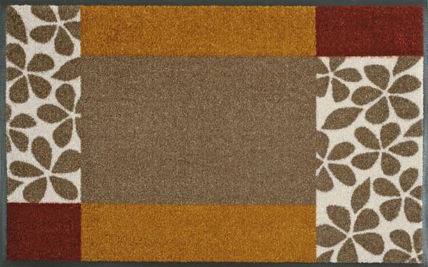 Fußmatte Florita, Wash & Dry Interiormatte, 040 x 060 cm, Draufsicht