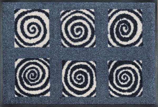 Sauberlaufmatte Pan, Wash & Dry Qualität, 040 x 060 cm, Draufsicht
