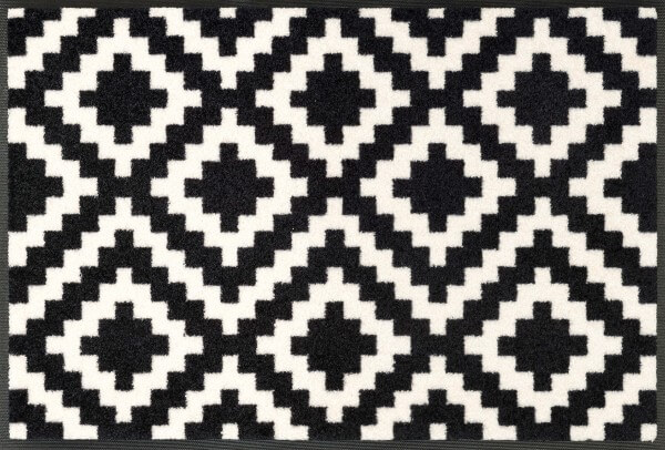 Sauberlaufmatte Kalmar, Wash & Dry Interior Design, 50 x 75 cm, Draufsicht