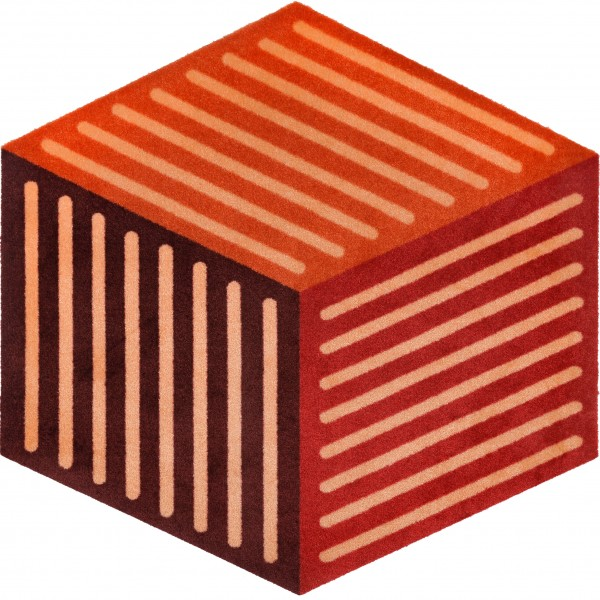 Puzzle Cube red