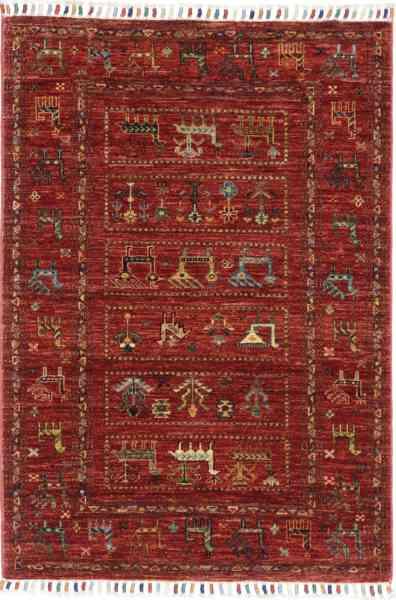 Rubin, rot (081 x 115 cm)
